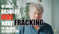 Fracking på Lolland-Falster NEJ TAK
