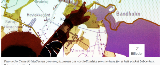 Ingen sommerhuse på Nordlolland